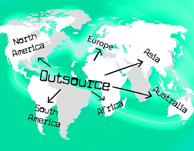 Outsourcing academic work and papers